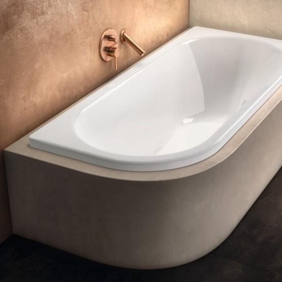 Kaldewei Centro Duo 1 Left Bathtub