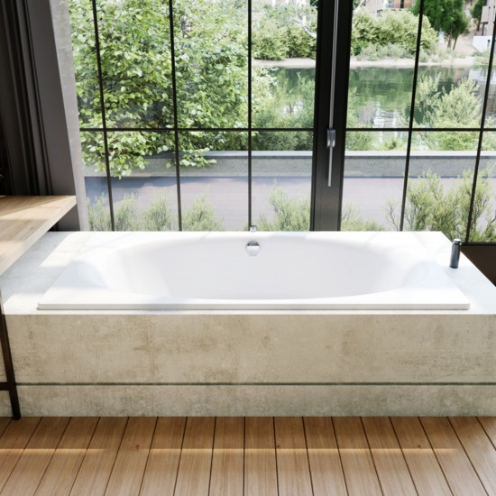 Kaldewei Ellipso Duo Bathtub