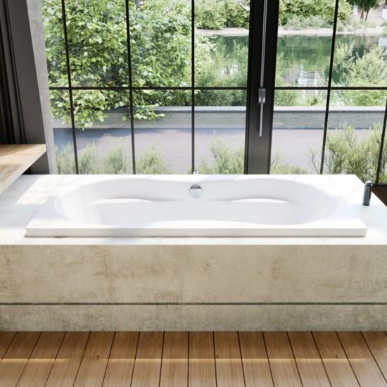 Kaldewei Mega Duo Bathtub