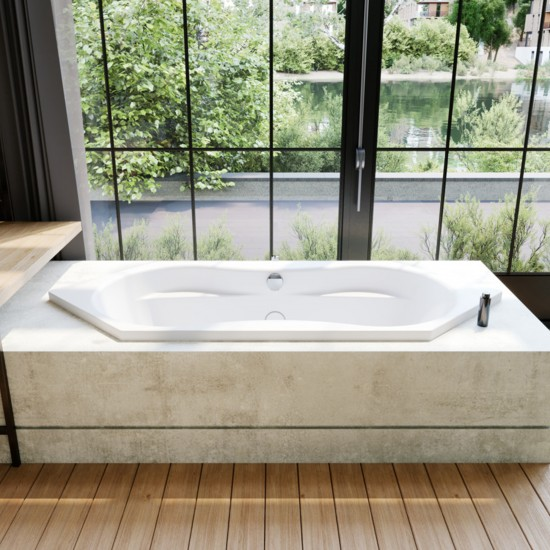 Kaldewei Mega Duo 6 Bathtub