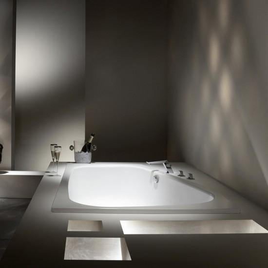 Kaldewei Plaza Duo Right Bathtub