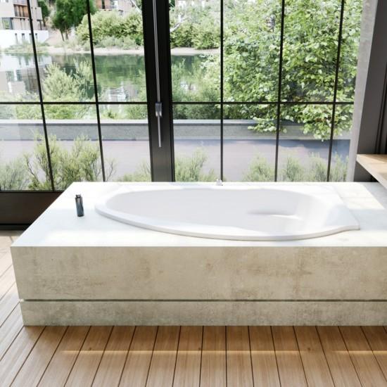 Kaldewei Studio Left Bathtub