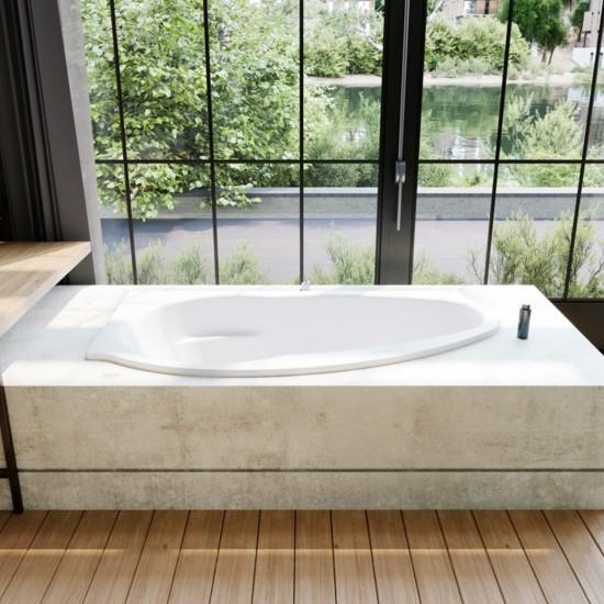 Kaldewei Studio Right Bathtub