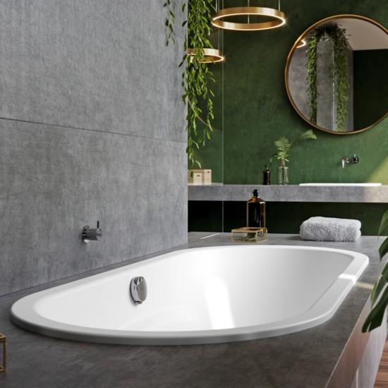 Kaldewei Classic Duo Oval Bathtub