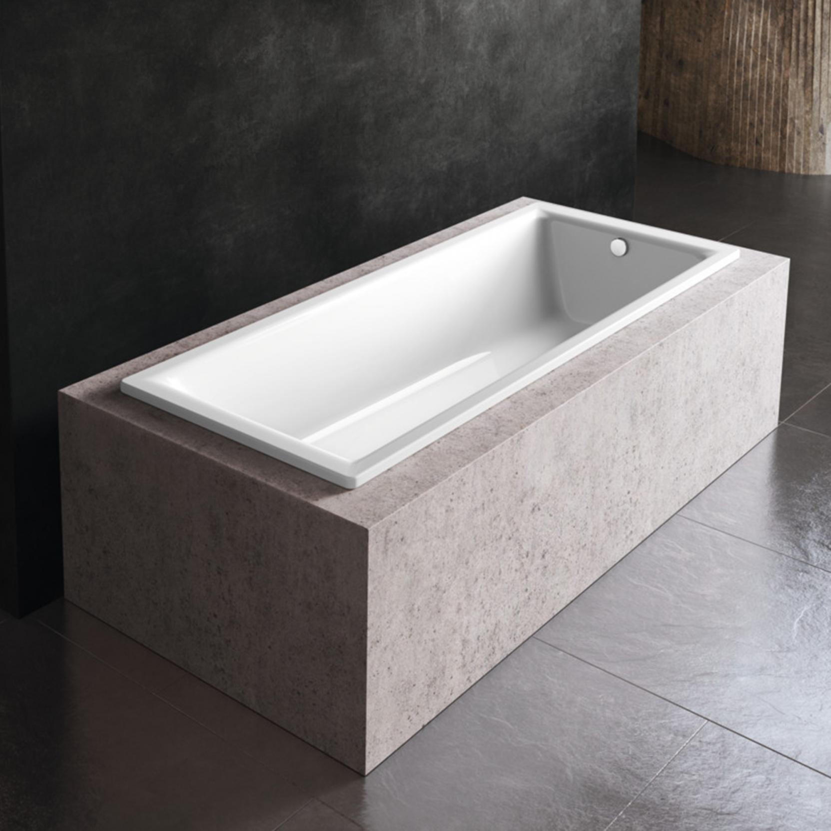 Kaldewei Puro Bathtub   TattaHome