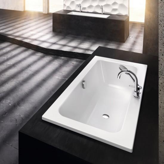 Kaldewei Puro Set Wide Left Bathtub