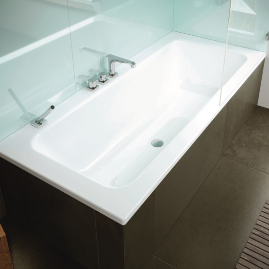 Kaldewei Puro Set Wide Right Bathtub