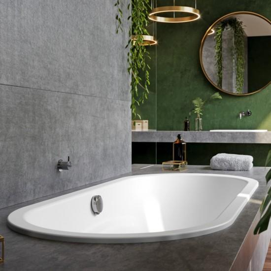 Kaldewei Vaio Duo Oval Bathtub