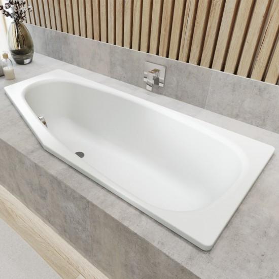 Kaldewei Mini Left Bathtub
