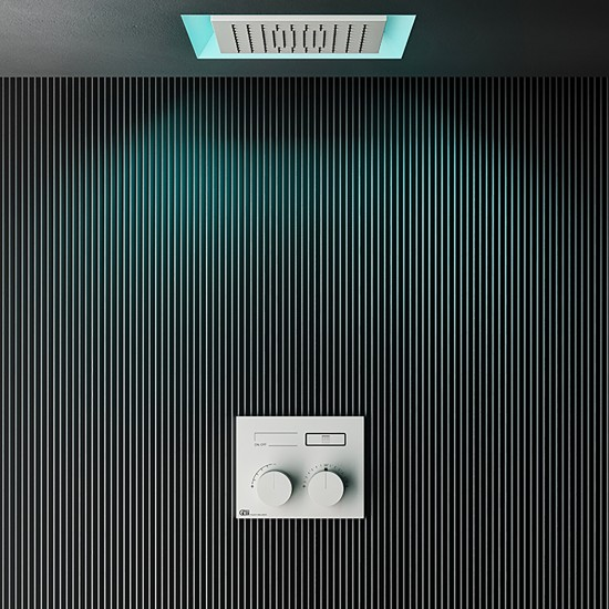 Gessi Hi-Fi Compact Miscelatore Termostatico 63002