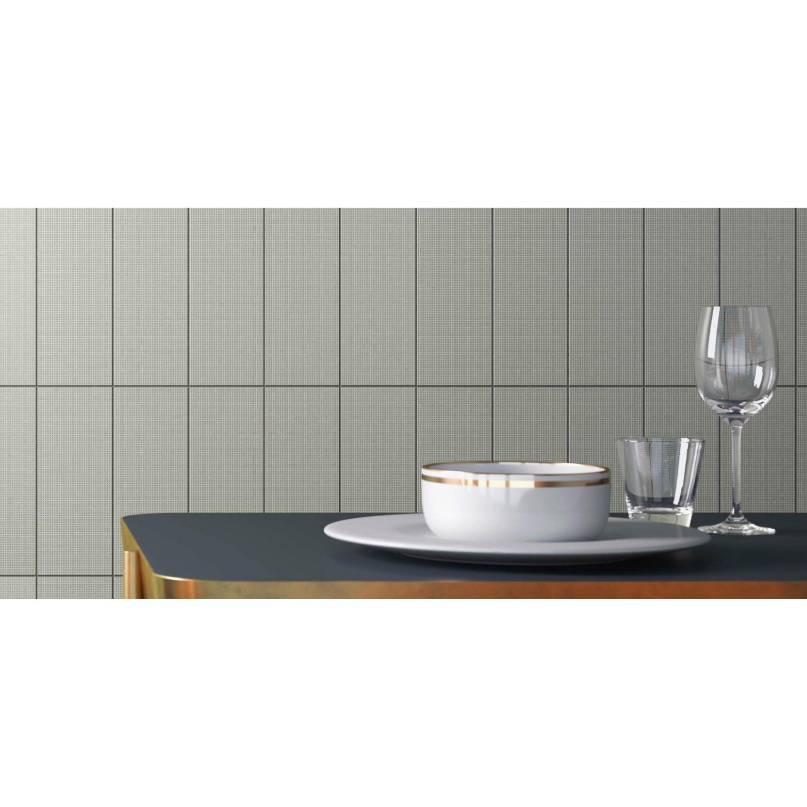 Ceramica vogue graph neutral color tattahome - Cucina freestanding usata ...