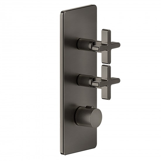 Gessi Inciso thermostatic shower mixer
