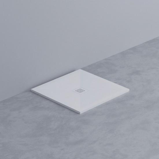Cielo Venticinque Shower Tray 80X80 H 2.5