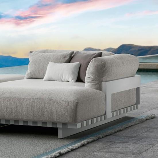 Talenti Argo Alu modular sofa