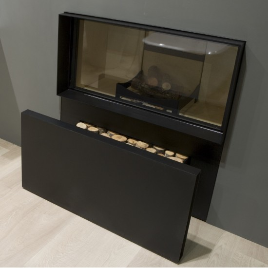 ANTONIO LUPI SKEMABOX THERMO FIREPLACE