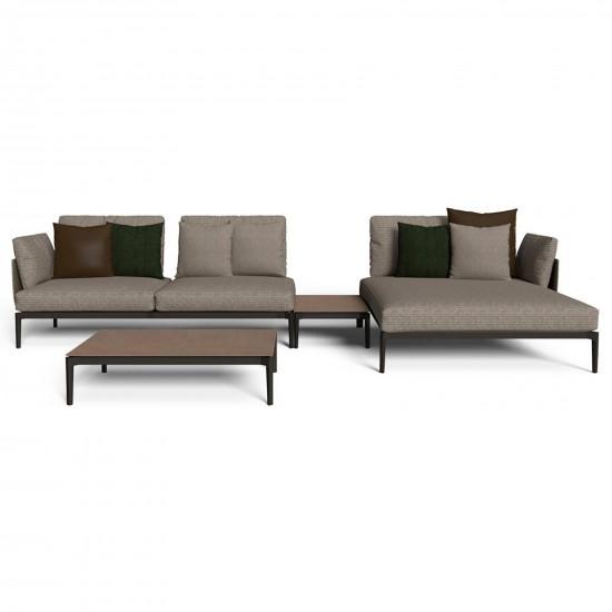 Talenti Leaf modular sofa