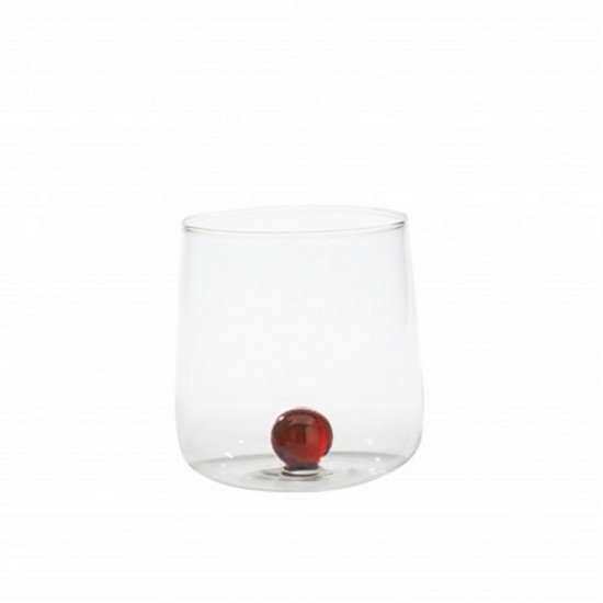 Zafferano Bilia Set 6 Glass Amber
