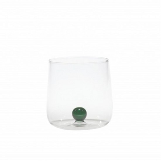 Zafferano Bilia Set 6 Glass Green