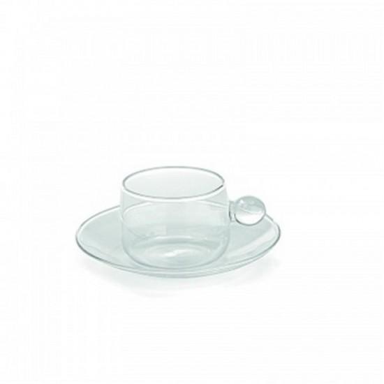 Zafferano Bilia Coffee Cup Clear