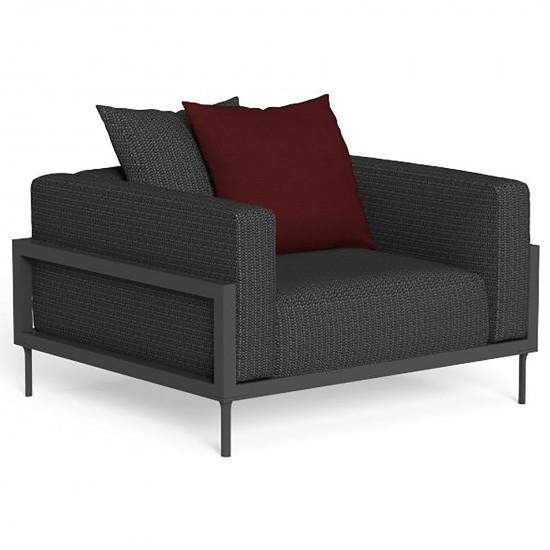 Talenti Cleo Soft Alu living armchair