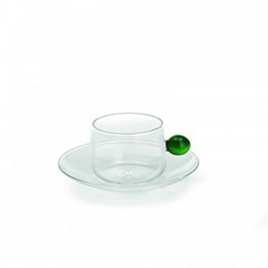 Zafferano Bilia Coffee Cup Green