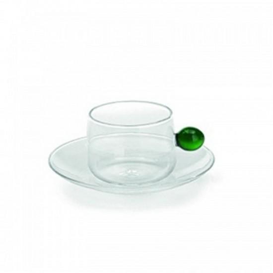 Zafferano Bilia Tea Cup Green