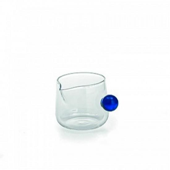 Zafferano Bilia Creamer Blue