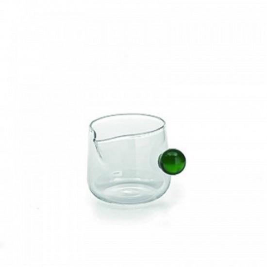 Zafferano Bilia Creamer Green