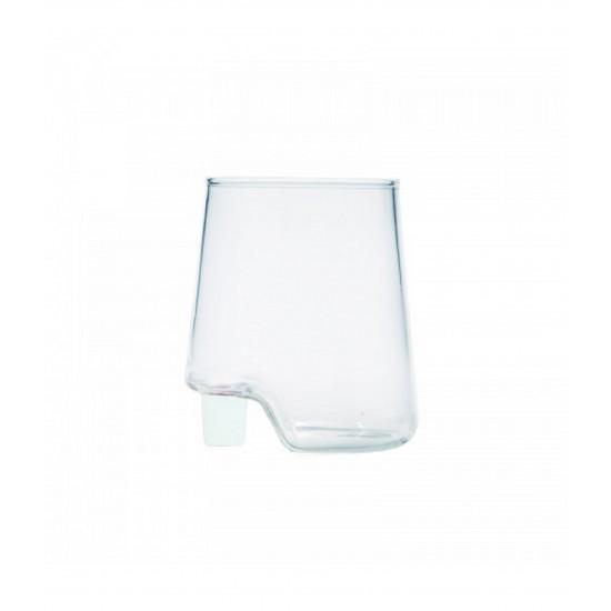 Zafferano Gamba de Vero Set 6 Glass White