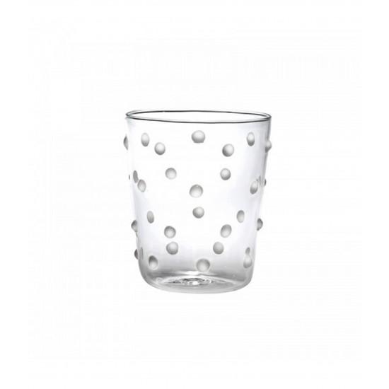Zafferano Party Set 6 Bicchieri Bianco
