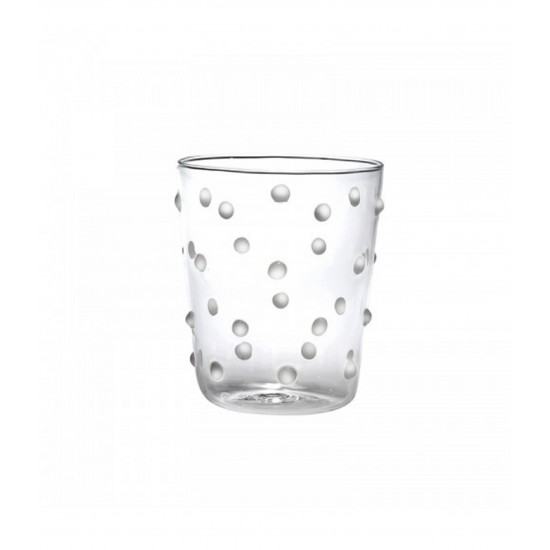 Zafferano Party Set 6 Glass White