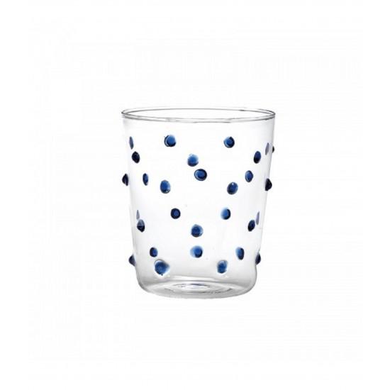 Zafferano Party Set 6 Glass Blue