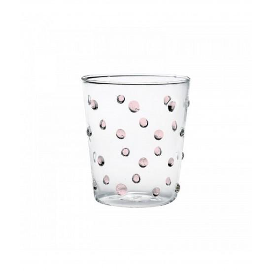 Zafferano Party Set 6 Glass Pink