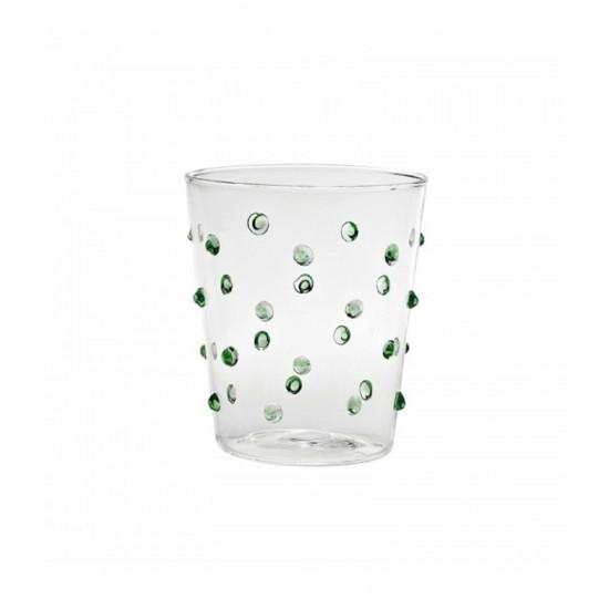 Zafferano Party Set 6 Glass Green