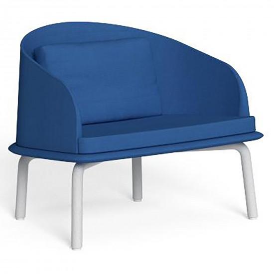 Talenti Cleo Soft Alu sedia lounge