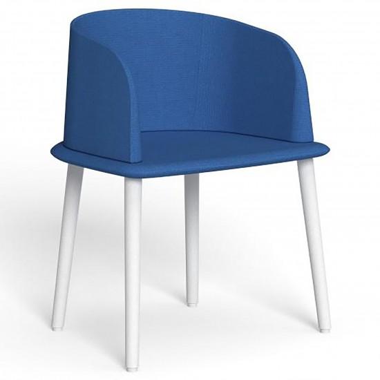 Talenti Cleo Soft Alu padded chair