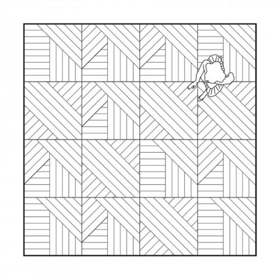 Foglie D'Oro Tribeca Flat Design Panels