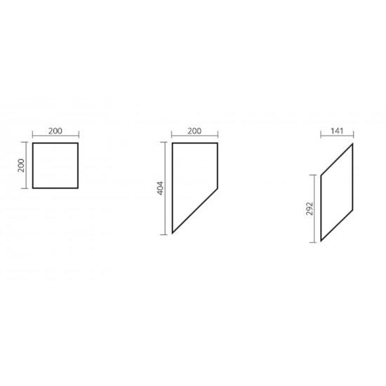 Foglie D'Oro Design Panels Tricot