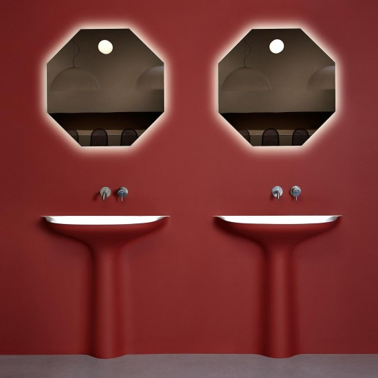 ANTONIO LUPI CALICE ENCASED CORIAN SINK