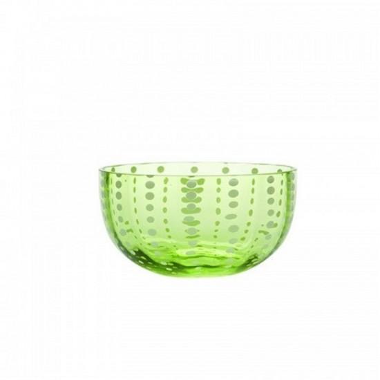 Zafferano Perle Set 6 Bowl Verde Mela