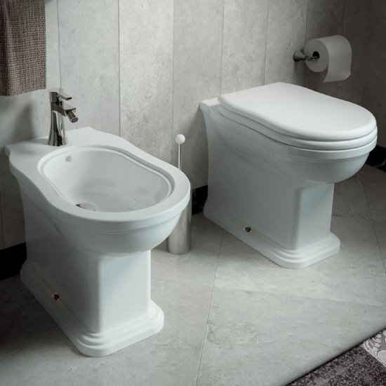 FLAMINIA EFI BACK TO WALL BIDET