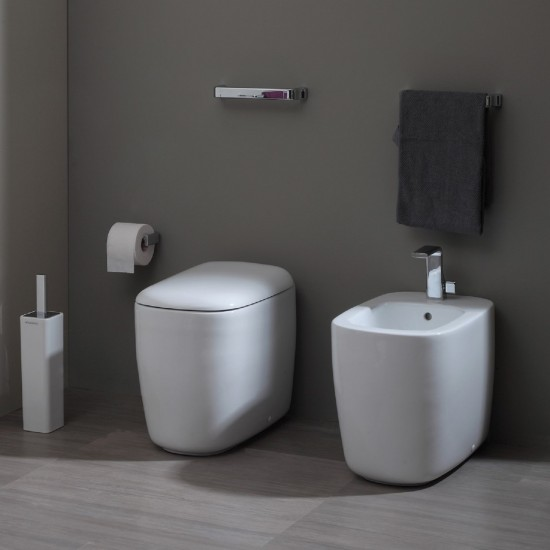 FLAMINIA MONò BACK TO WALL BIDET