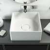 RELAX DESIGN INSIDE OUT Q CIRCLE LAVABO LUXOLID