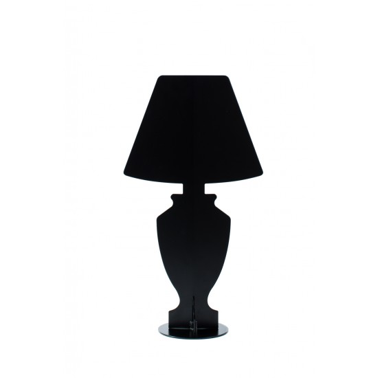 ĀHUA DESIGN LAMPADA DA TAVOLO MINI CLASSIC NERA