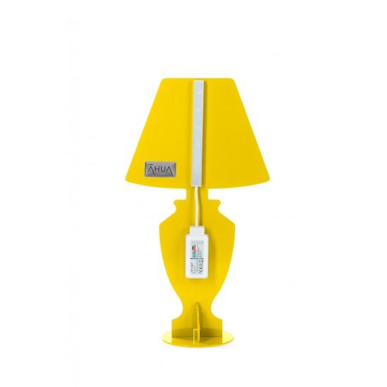 ĀHUA DESIGN LAMPADA DA TAVOLO MINI CLASSIC GIALLA