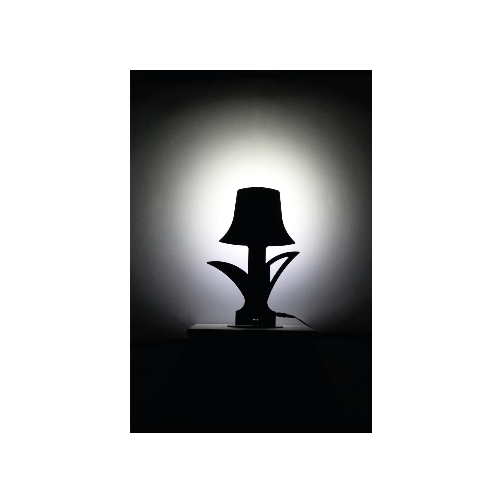 Hua design lampada da tavolo bloom fucsia tattahome - Lampada da tavolo design ...