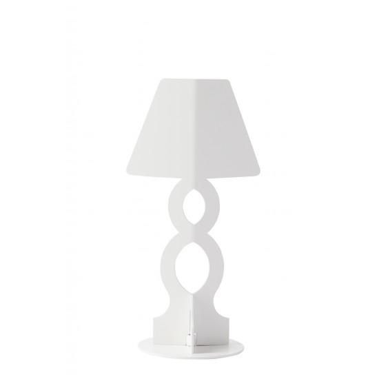 ĀHUA DESIGN LAMPADA DA TAVOLO INFINITY WHITE