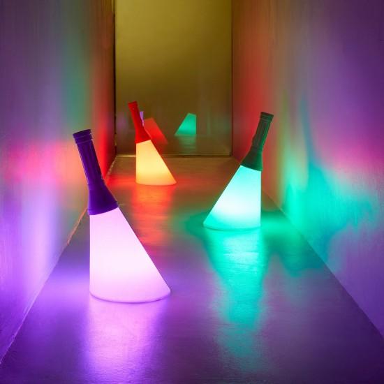 QEEBOO FLASH PURPLE LAMP
