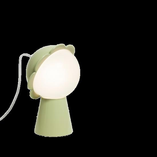 QEEBOO DAISY LAMPADA DA TAVOLO BALSAM GREEN