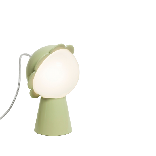 QEEBOO DAISY TABLE LAMP BALSAM GREEN